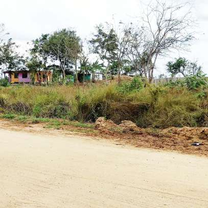 COMMERCIAL LAND FOR SALE AT KIBAHA TOWN image 2