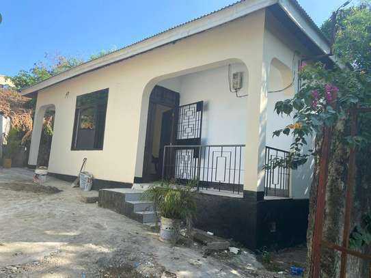 2 bed room stand alone house for rent at changanyikeni image 4