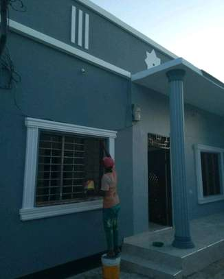 3 bdrms unfurnished House at Sinza. image 1