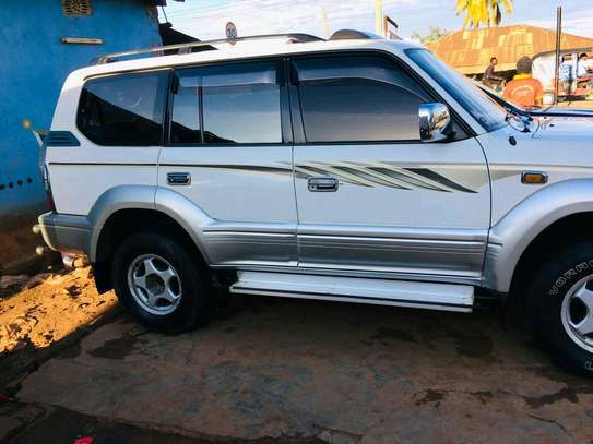 Landcruiser prado for sale