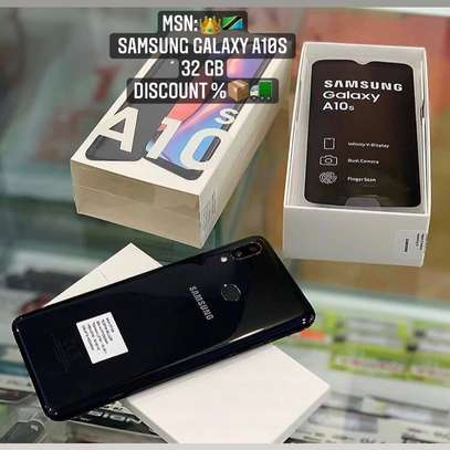 """SAMSUNG A10s GB 32 """"Buy NOW GET FREE COVER !! image 1"""