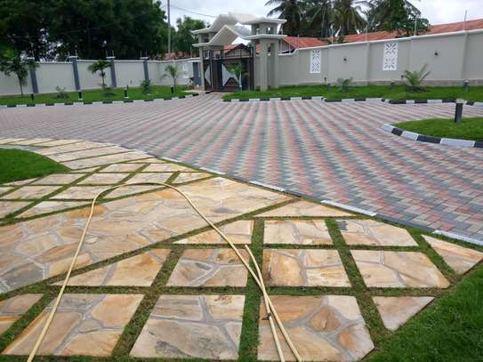 5 Bdrm Executive New Bungalow House Sqm 3500. in Mbezi Beach image 11