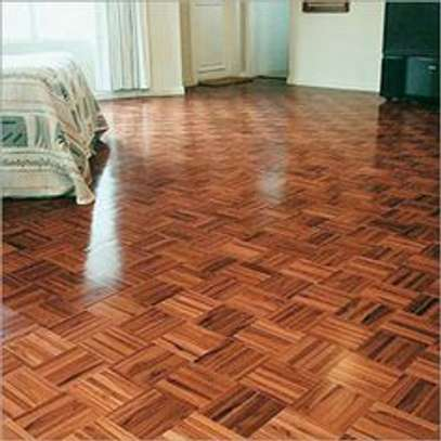 WOOD FLOOR- Polish and Sanding service.