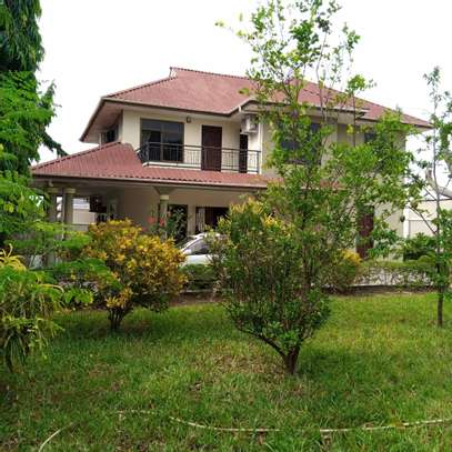 4bed stand alone house at bunju with good garden in big compound image 1