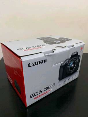 New Canon 2000D image 5
