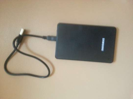 External Hdd 640Gb