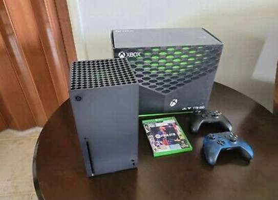 Xbox Series X 1TB Video Game Console - Black Bundle (Ships from FL, 3 Games) image 1