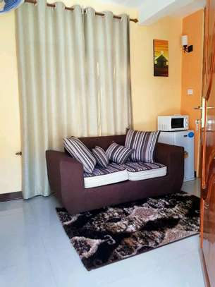 a fully furnished 1bedroom is for rent at mikocheni image 2