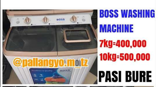 Boss Washing Machine