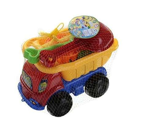 KIDS MINI BEACH TRUCK TOY