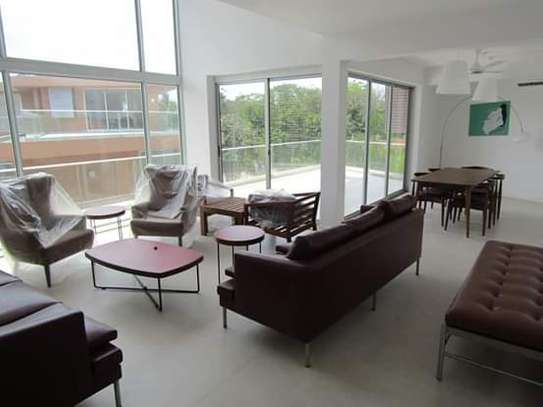 3 & 4 Bedrooms New, Modern and Luxury Furnished Apartments in Oysterbay image 2