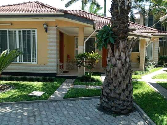 a 2bedrooms FULLY FURNISHED  VILLAS in MIKOCHENI is now available for rent image 1