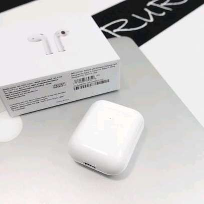 AirPods 2 with Wireless Charging Case image 1