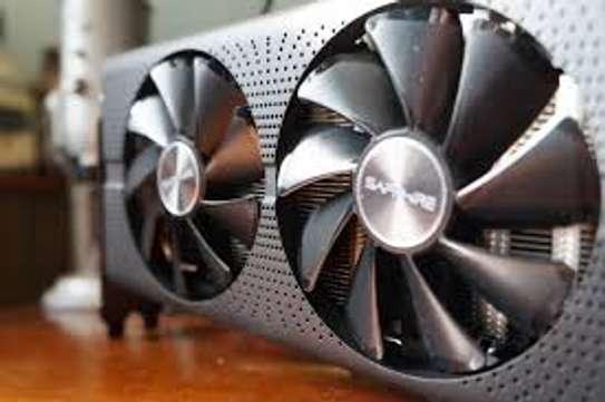 SAPHIRE PULSE RX 580 4GB G5 GRAPHICS CARD image 1