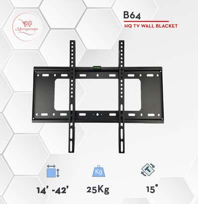TV WALL STAND image 1