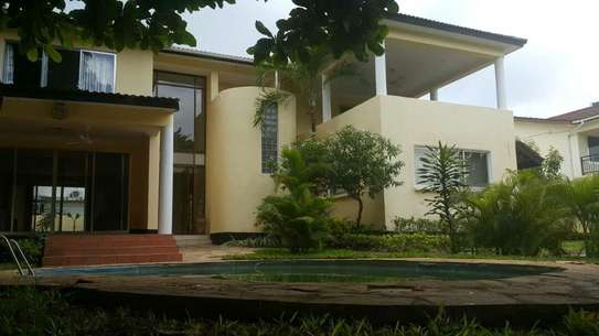 4 Bedroom fully furnished house in Oysterbay image 1