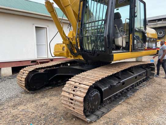 2005 Caterpillar Excavator CAT 325CLN image 5