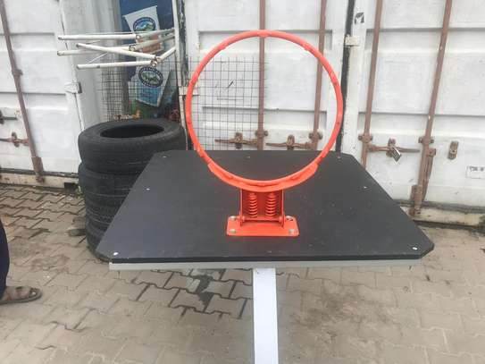 Basketball Plywood