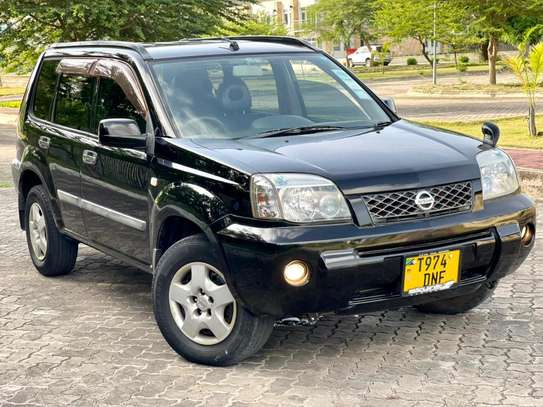 2003 Nissan X-Trail image 1