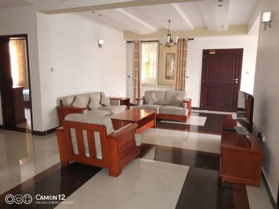 3bdrm Apartment for rent in kawe beach image 1