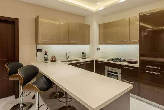 2 Bdrm New Apartment at Haile Selassie Road Oysterbay image 3