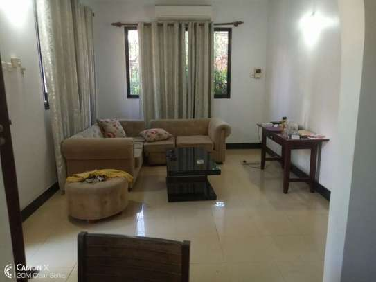 2bed house in the compound at masaki $600pm image 1