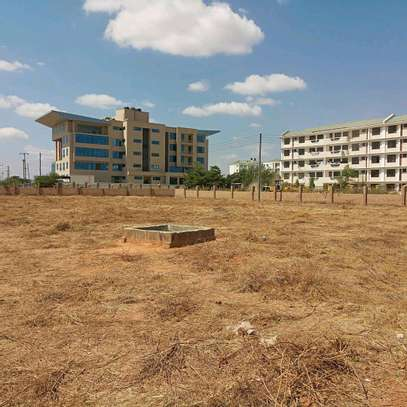 IDEAL PLOT FOR HOTEL CLOSE TO MORENA HOTEL DODOMA image 1