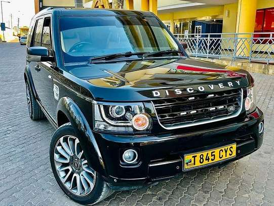 2016 Land Rover discovery image 1