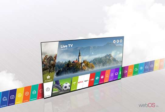 LG Led Smart TV 32 Inch image 2