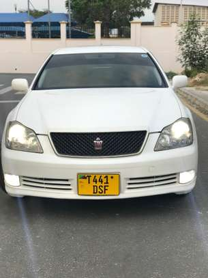 2004 Toyota Crown Athlete