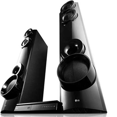 LG Music LHD6775 DVD Home Theater System - 1000Watts image 3