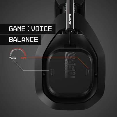 ASTRO Gaming A50 Wireless Gaming Headset + Charging Base Station, Gen 4, Dolby Audio image 10
