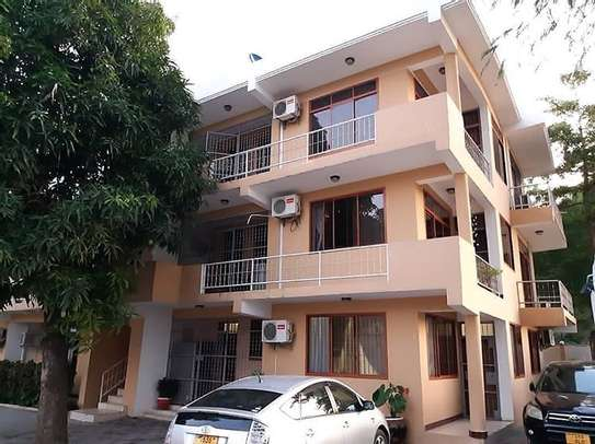 Two bedrm apart At Kinondoni for rent