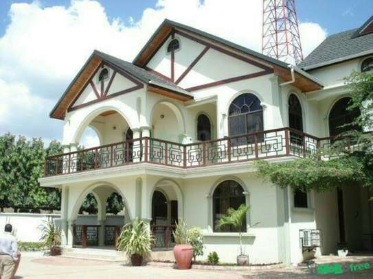 1 Storey 6 Bedrooms House for Sale, Mikocheni image 1