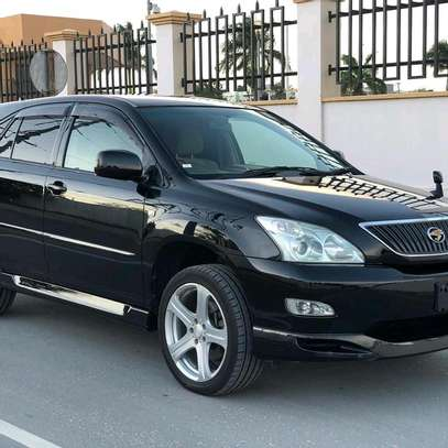 2004 Toyota Harrier image 4