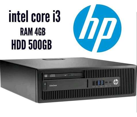 Hp core i3,Ram 4/509 GB image 1