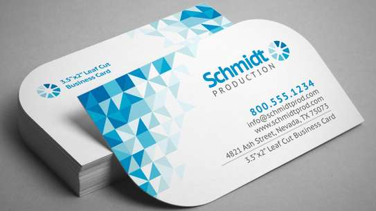 BUSINESS CARD PRITING image 4