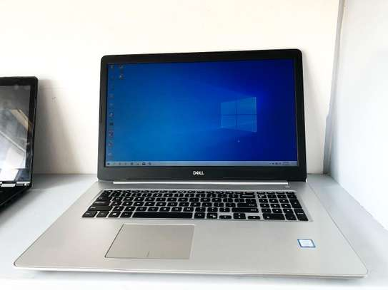 DELL INSPIRON 5770 CORE I7 with ToTal 8GB RADEON GRAPHICS image 2