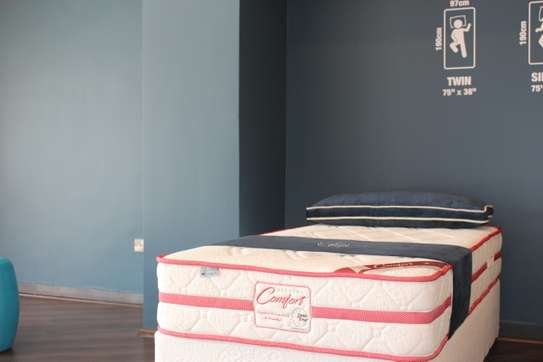 Comfort Bedding Mattress image 4