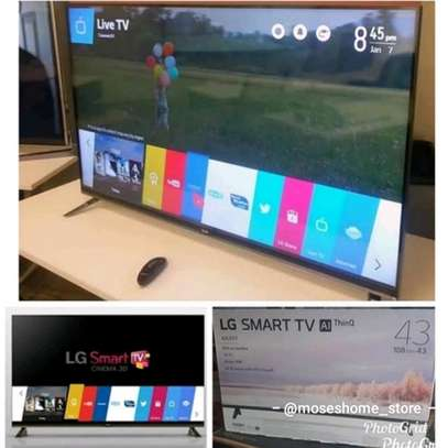 LG SMART TV 43INCHES