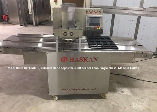 Bakery and Confectionery Machines