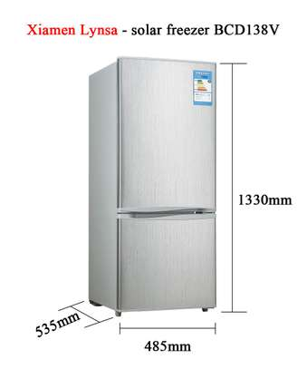 BCD138V FRIDGE image 1