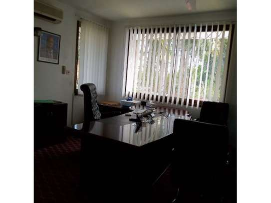5 bed room house with office for rent at msasani image 11