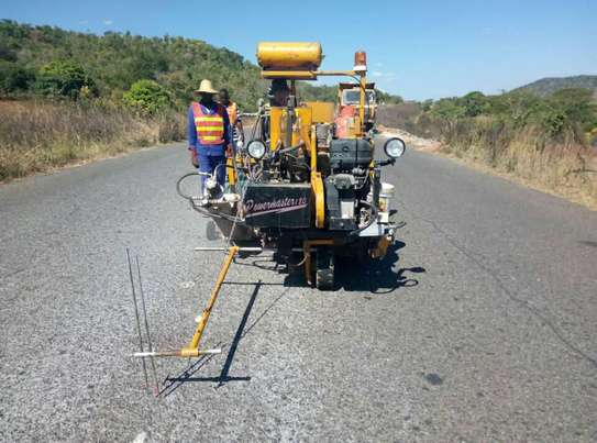 Road Marking (Thermoplastic Paint ) image 3