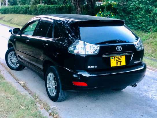 2006 Toyota Harrier image 5