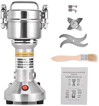 SMALL MULTIFUNCTIONAL GRINDER(WET,POWDER AND MILL image 1