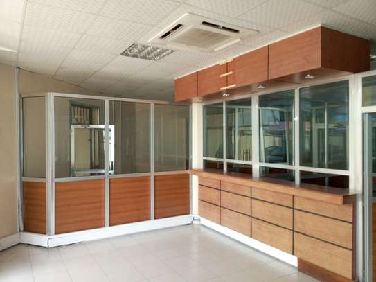 155Sqm of partioned office space on ground floor for rent at Mbezi Beach