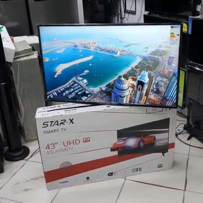 Star X UHD Android Smart Tv 43 Inch image 1