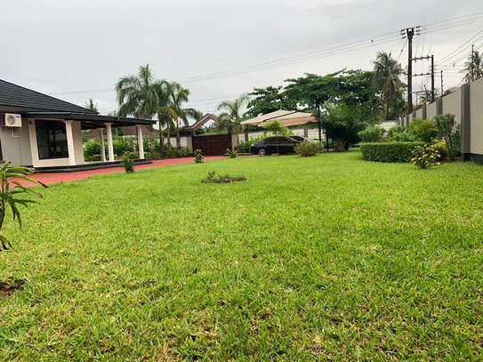 3 Bedrooms Large Garden House For Rent in Mbezi Beach image 1