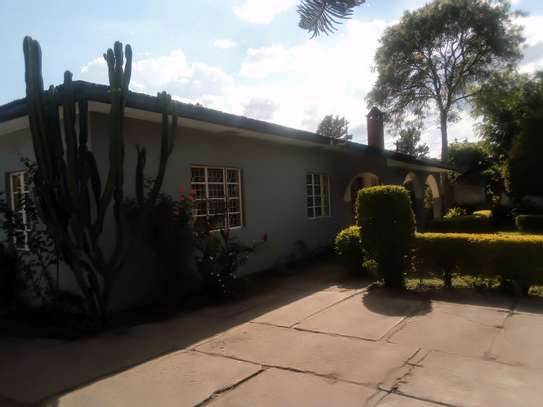 3BEDROOM HOUSE FOR RENT IN NJIRO image 1